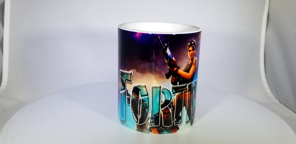 FORTNITE MOUSE PAD & MUG DESIGNS