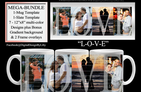 L-O-V-E MEGA BUNDLE