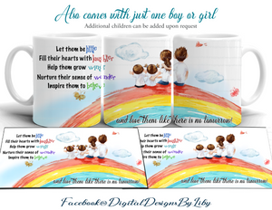 LET THEM BE LITTLE (Mug & Photo Designs)