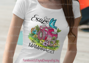 MAMARAZZI! (Design for Mug, T-shirt, Pillows & more)