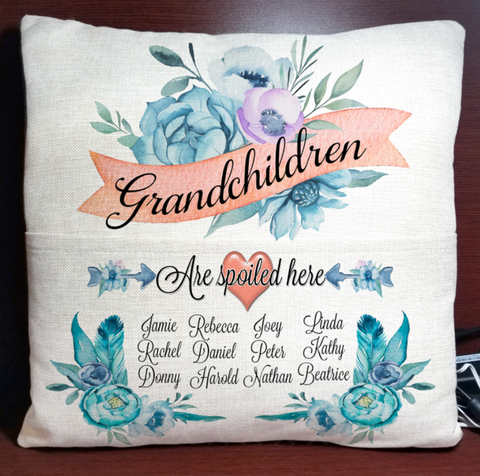 GRANDC Pocket Pillow CUSTOM