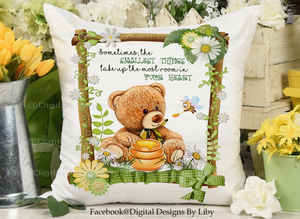 HONEY BEAR SPRING! MEGA BUNDLE (Mug, Flag, Pillow, Coaster, Tee & More)
