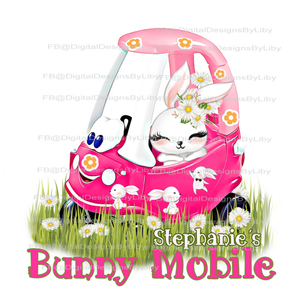 Bunny or Chick Mobile