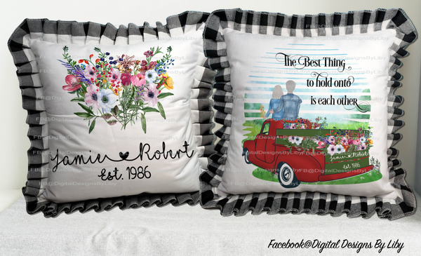 SPRING LOVE (Mug, Pillow & More) CHOOSE YOUR FAVORITE COUPLE