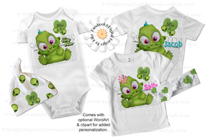 ALIEN BABY!  AREA 51 SPECIAL EDITION (T-Shirt, Bib & Burpie Designs)
