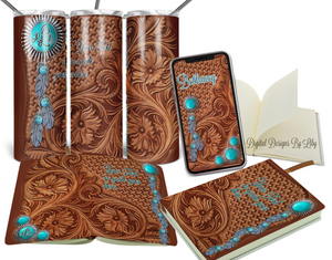 SPIRIT IN THE SKY 20z Skinny Tumbler, Journal & Phone Cases