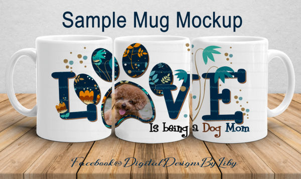 3-VIEW MUGS MOCKUP (PNG & SILHOUETTE STUDIO FORMATS)
