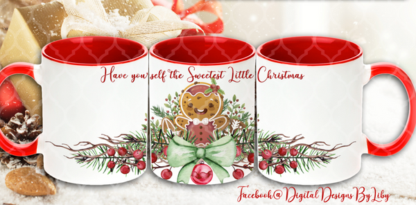 SWEETEST LITTLE CHRISTMAS (2 Designs)
