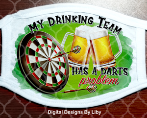 DARTS PROBLEM (Full & Center Designs)