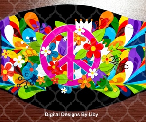 PEACE (Full & Center Designs)