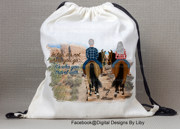 BACK COUNTRY LOVERS (Pillow, Mugs & More)
