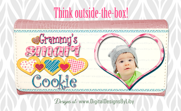 MOMMY'S SMART COOKIES Mug&Coaster Templates