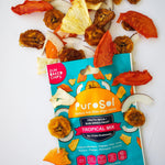 1.5 oz. of Tropical Mix Snacks by PuroSol Snacks