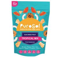 10 oz. Snack Pack Mix (10 units per box) by PuroSol Snacks (3 options)