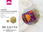 3.5 Kgs box of Coconut Power from PuroSol