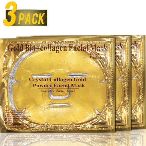 24K Rich & Clear Collagen Tightening Mask