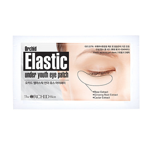 The ORCHID Skin 디오키드스킨 Elastic Under Youth Eye Mask Patch