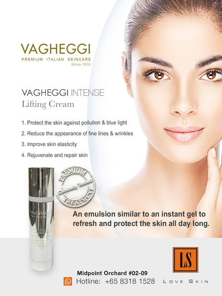 VAGHEGGI Intense River Cream Lifting Face Cream