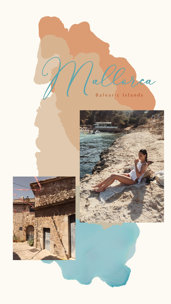 A trip to Mallorca with tulsi