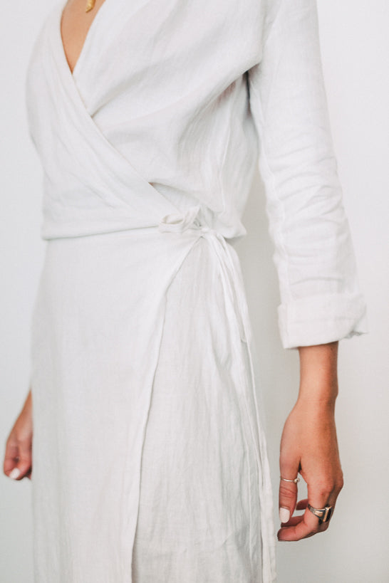 Angelau Wrap Dress