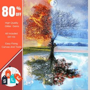 Tree Of Life Diamond Painting Kit