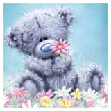 Kids Disney Teddy Diamond Painting
