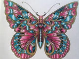 Watercolor Butterfly Diamond Painting