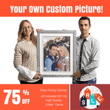 Photo Custom Make Your Own Diamond Painting