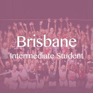 Brisbane 2019: Intermediate Student Ticket (Balance)