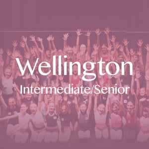 Wellington 2019: Intermediate/Senior Student Ticket (Deposit)