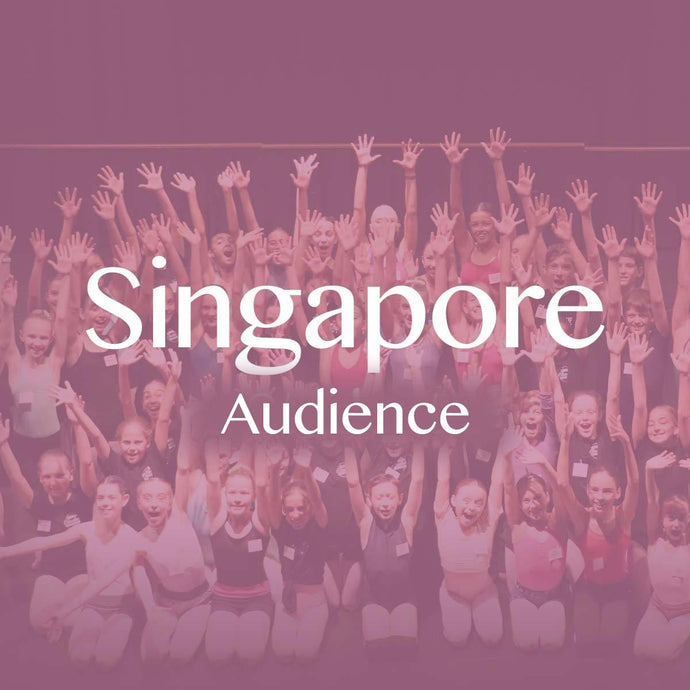 Singapore 2018: Audience Ticket