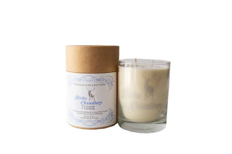 Figue Double Wick Candle