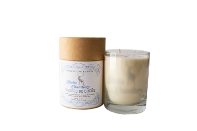 Mousse De Chene Double Wick Candle