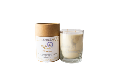 Saddle Double Wick Candle