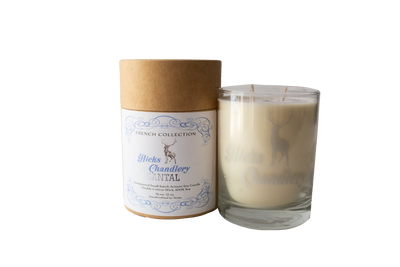 Santal Double Wick Candle