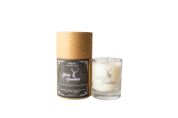 Grapefruit Mangosteen Votive Candle