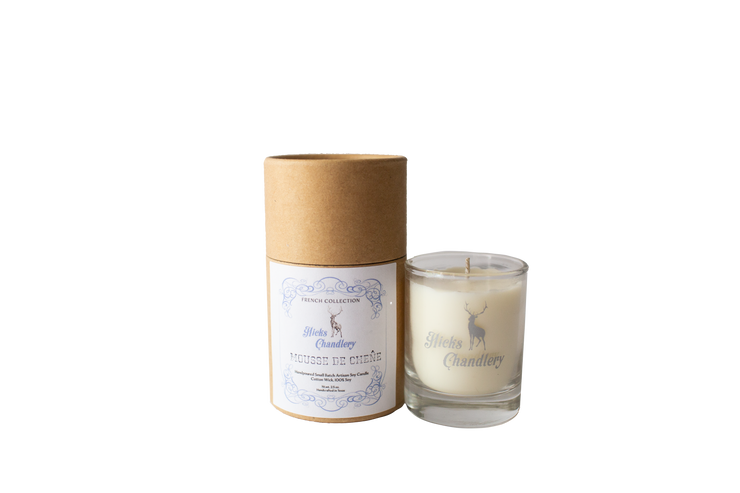 Mousse De Chene Votive Candle