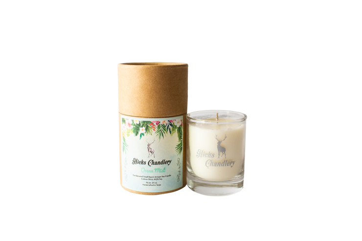 Ocean Mist Special Edition Votive Candle