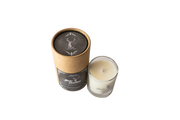Sandalwood Suede Votive Candle