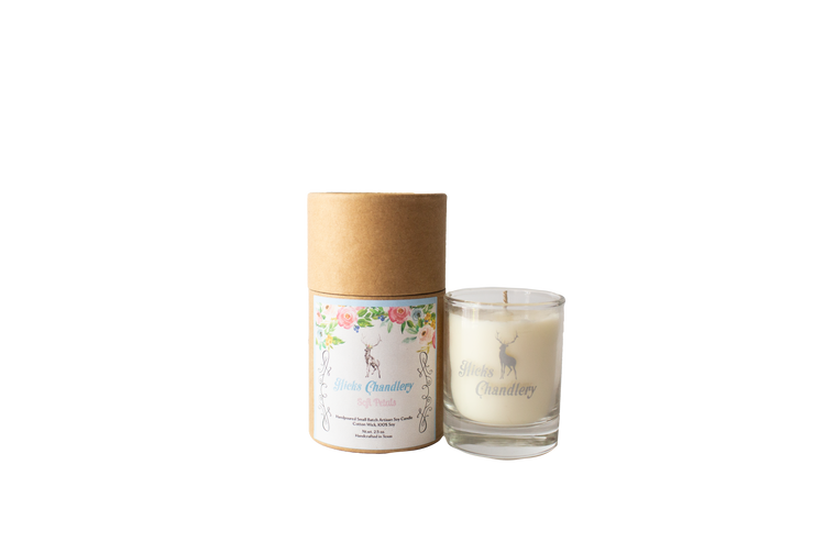 Soft Petals Special Edition Votive Candle