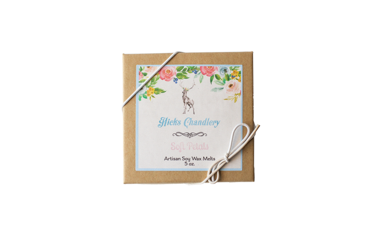 Soft Petals Special Edition Wax Melts