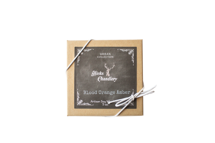Blood Orange Amber Wax Melts