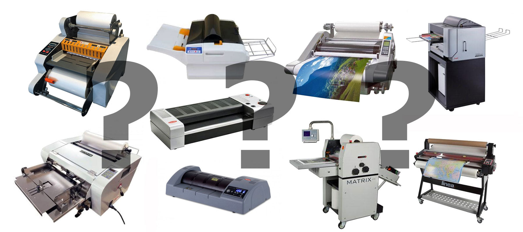 Choosing the right laminating machine...