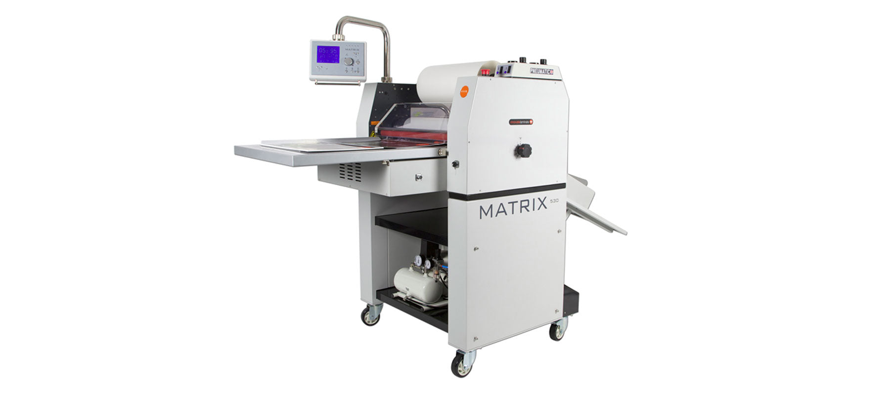 Warwick Printing get the Matrix 530P Laminator
