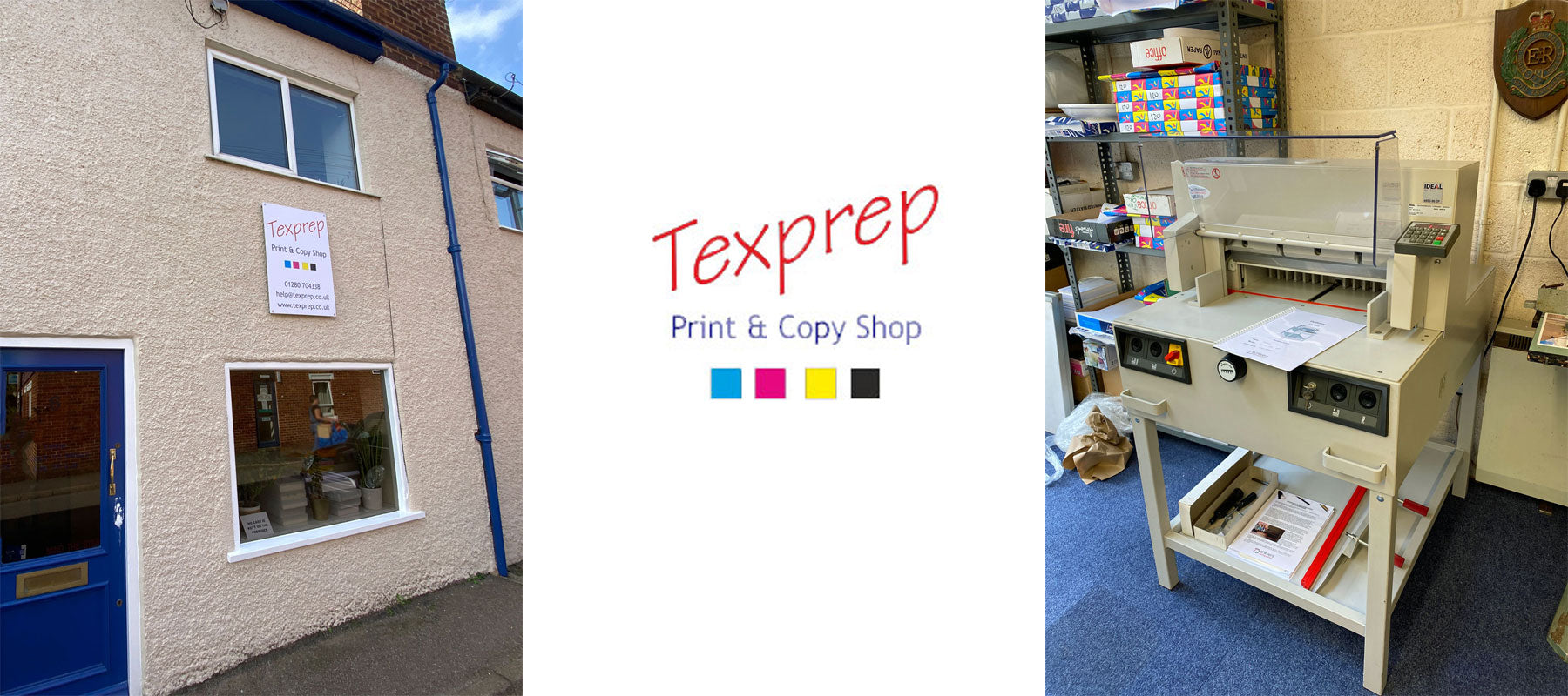 Texprep, Print & Copy shop