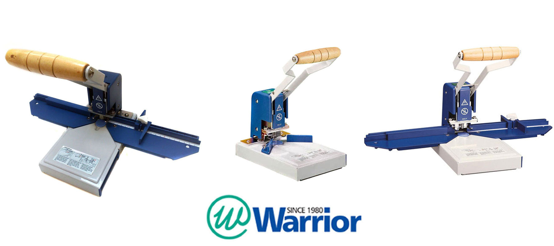 Warrior desktop cutters