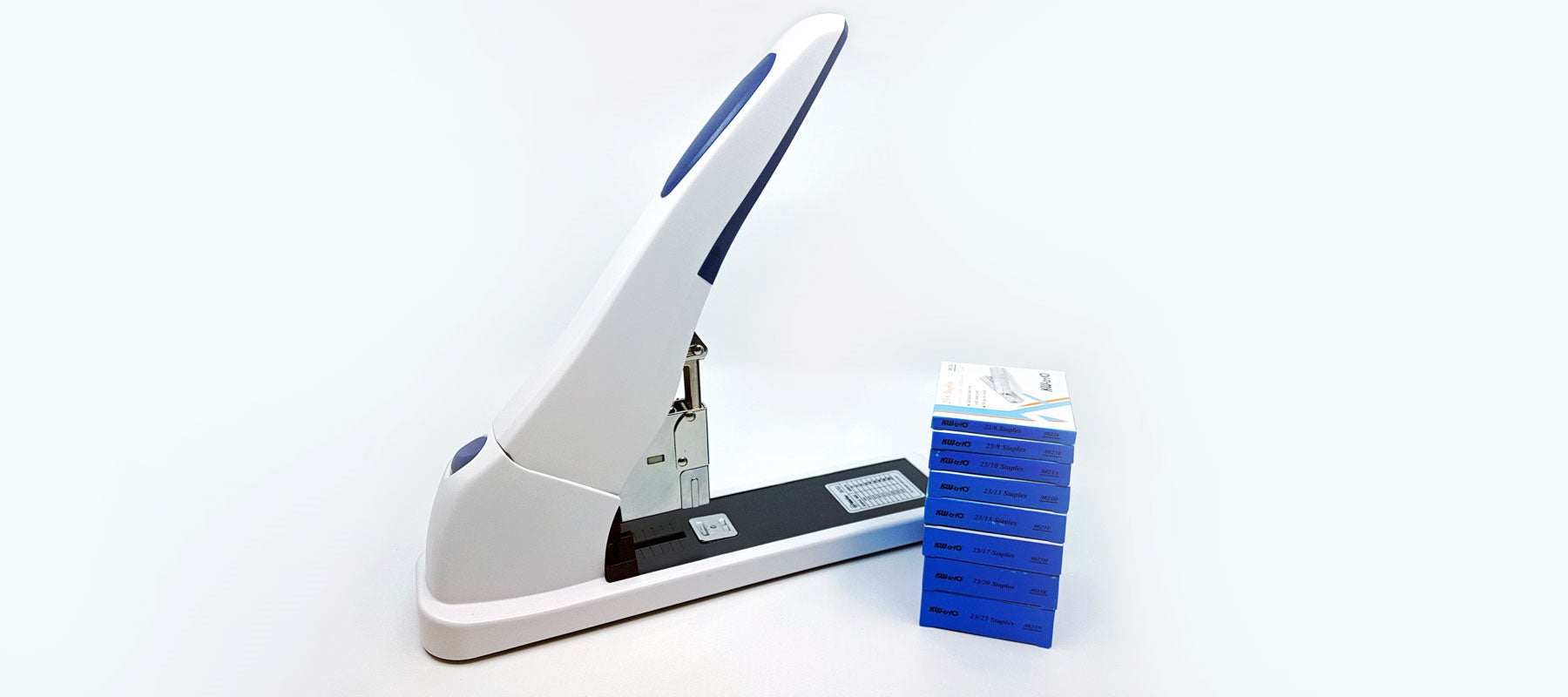 Warrior Heavy Duty Pad Stapler + FREE Staples
