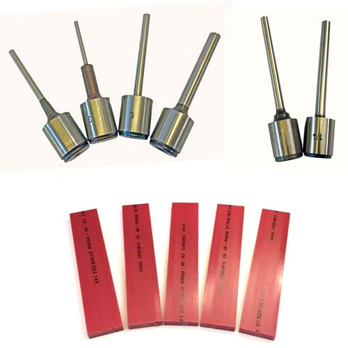 Challenge, Funditor, Spinnit Drill Bits & Base Boards