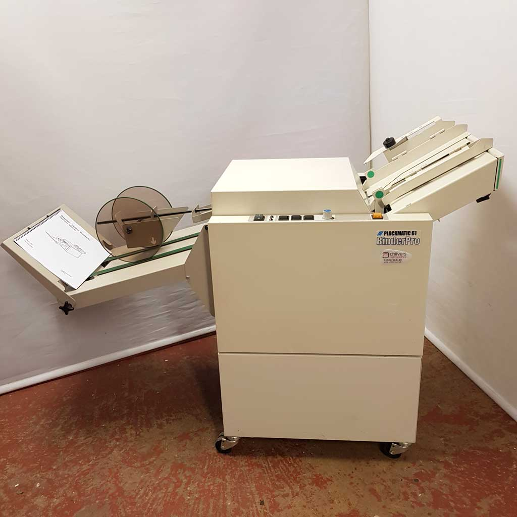Used / Pre-owned Booklet Makers