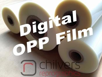 Digital OPP Laminating Film